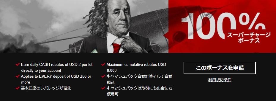 HotForexのホームページ